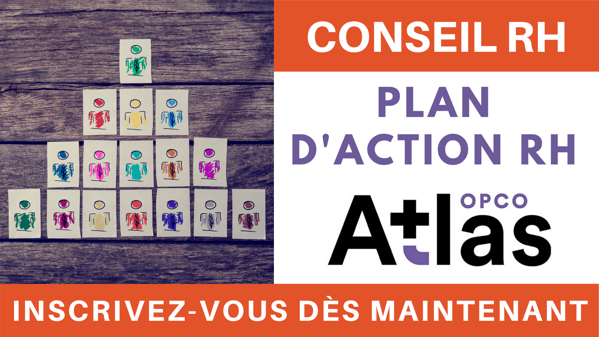 Pub - Prestations RH FAFIEC _ OPCO ATLAS 2020 -  Plan d'action RH