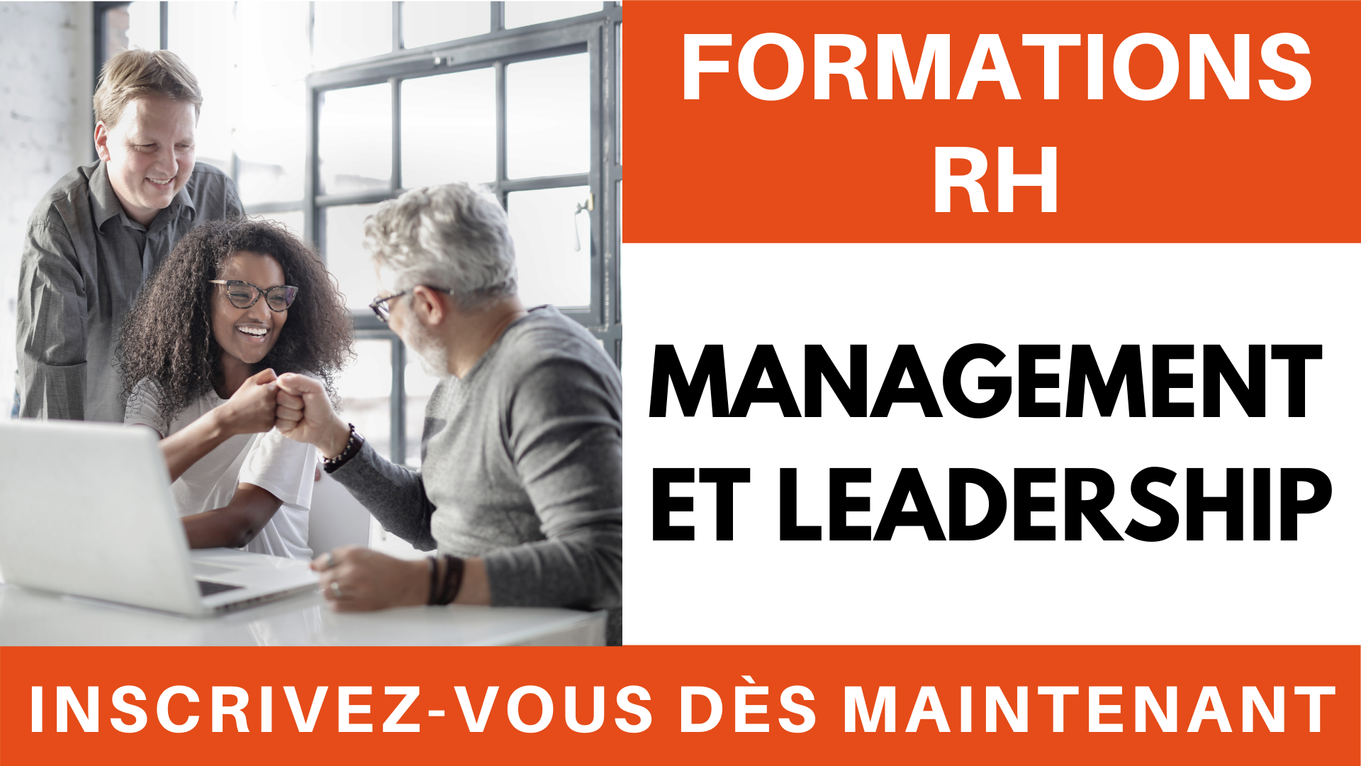 Formations RH - Management et leadership