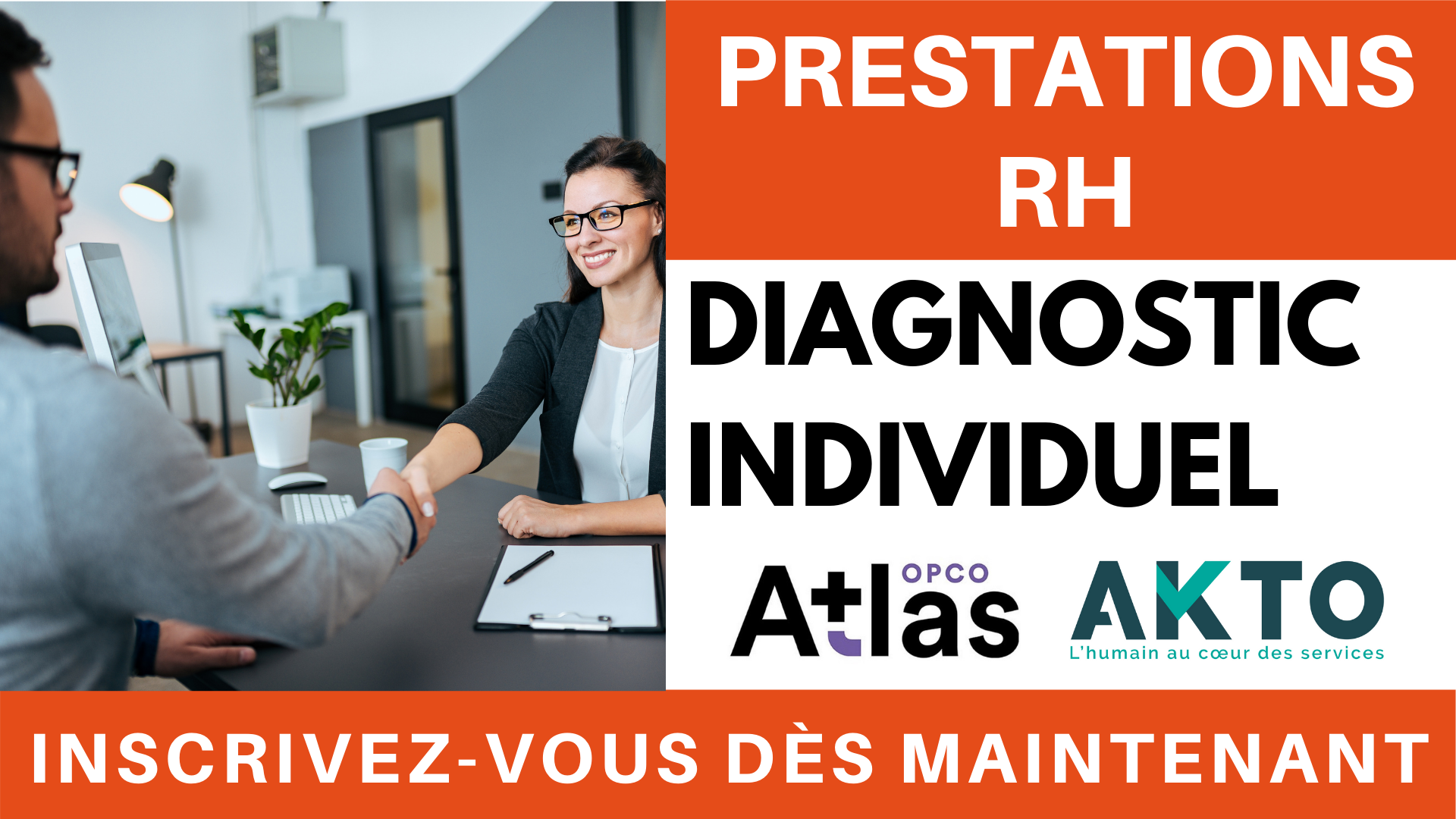 Prestations RH - Diagnostic individuel AKTO _ ATLAS