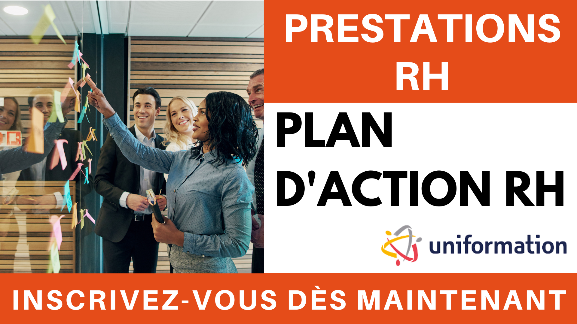 Prestations RH - Plan d'action RH