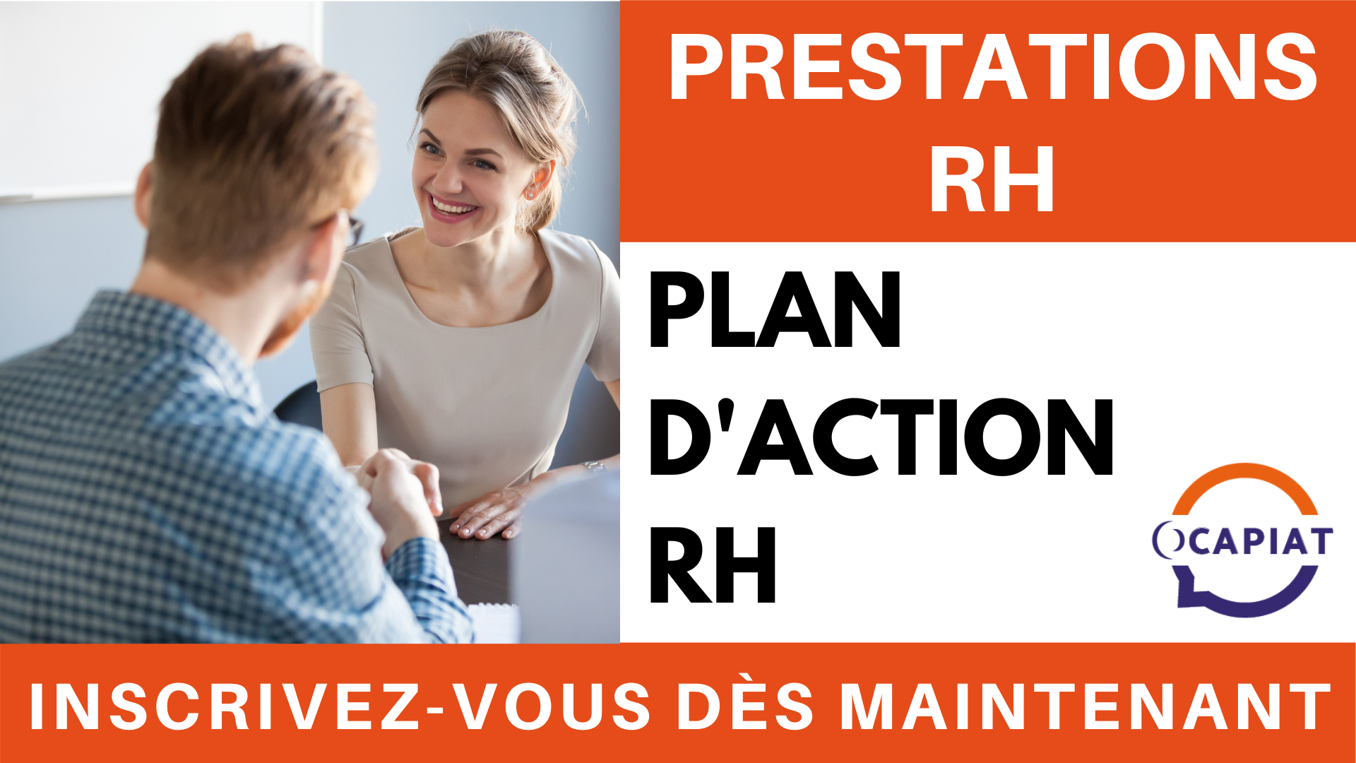 Prestations RH - Diagnostic RH OCAPIAT